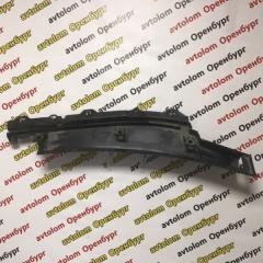 Запчасть решетка стеклоочистителей правая Mazda 3 2009-2013