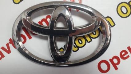 Эмблема передняя Toyota Land Cruiser 2008