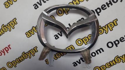 Эмблема передняя Mazda 6