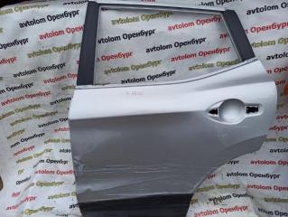 Дверь задняя левая Nissan Qashqai 2014-