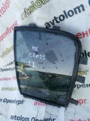 Запчасть стекло двери заднее левое Geely MK Cross