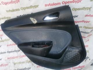 Запчасть обшивка двери задняя левая Opel Astra