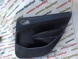 Запчасть обшивка двери задняя правая Peugeot 308