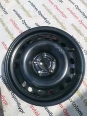 Запчасть диск штампованный Opel astra