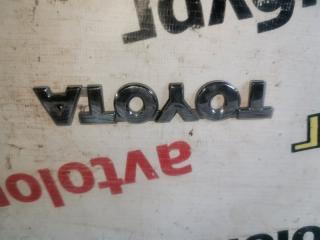 Эмблема Toyota CAMRY