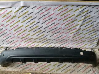 Накладка бампера задняя Kia Sportage