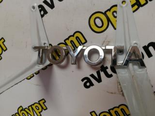 Эмблема задняя Toyota RAV4 2012-2019