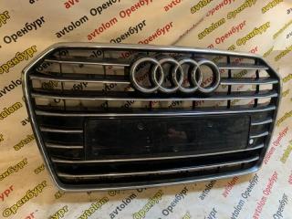 Запчасть решетка радиатора Audi A6