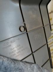 Накладка стойки Kia Sportage 2010-2016
