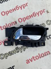 Запчасть ручка двери внутренняя левая Citroen C3 2010