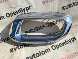 Накладка бампера задняя левая Mercedes-Benz GLE-class 167 A1678856900 Б/У