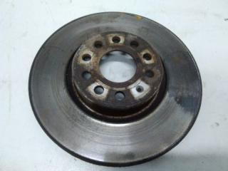 Запчасть диск тормозной передний Volkswagen Passat B6 2005-2010