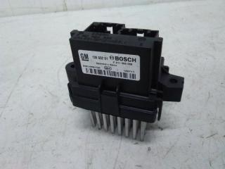 Запчасть резистор отопителя Chevrolet Cruze 2009-2015