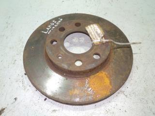 Запчасть диск тормозной передний Chevrolet Lanos 2004-2009