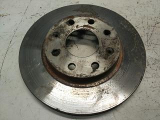 Запчасть диск тормозной передний Chevrolet Aveo 2005-2011