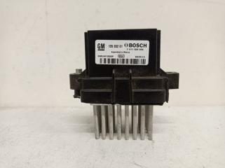 Запчасть резистор отопителя Chevrolet Cruze 2009-2016