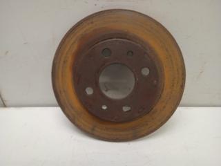 Запчасть диск тормозной передний Fiat Punto 1998