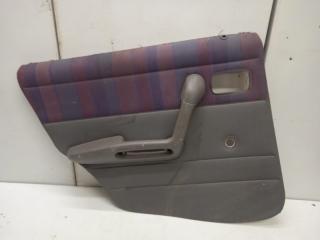 Запчасть обшивка двери задняя левая Fiat Punto 1998