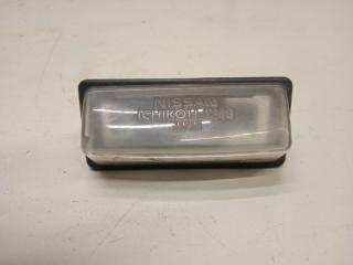 Запчасть фонарь подсветки номера Nissan Teana 2006