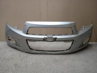 Бампер передний Chevrolet Aveo 2012