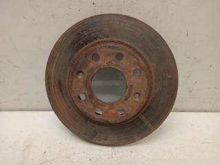 Запчасть диск тормозной передний Chevrolet Aveo 2003-2008