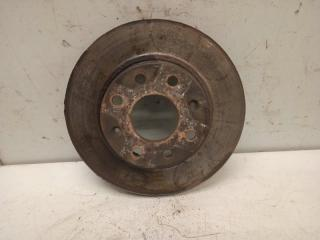 Запчасть диск тормозной передний Chevrolet Aveo 2011