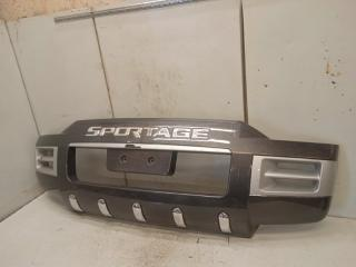 Накладка переднего бампера Kia Sportage 2