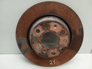 Запчасть диск тормозной задний Volkswagen Passat B6 2005-2010