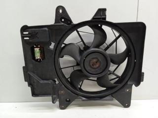 Запчасть вентилятор радиатора Mazda Tribute 2001