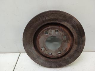 Запчасть диск тормозной передний Iran Khodro Samand 2006