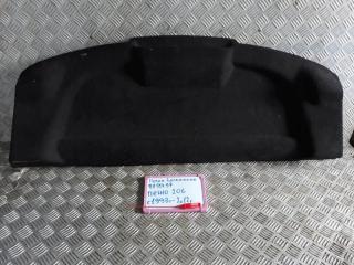 Запчасть полка багажника Peugeot 206 1998-2012