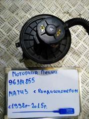 Запчасть мотор печки Daewoo Matiz 1998-2015