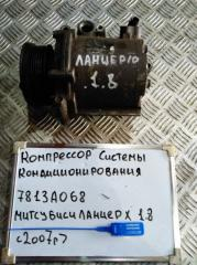 Запчасть компрессор кондиционера Mitsubishi Lancer 2007-2011