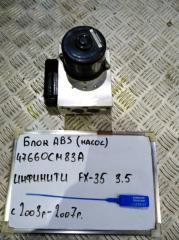Запчасть блок abs Infiniti FX35 2006-2008