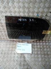 Запчасть стекло заднее левое Daewoo Matiz 1998-2015