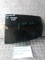 Запчасть стекло заднее левое Mercedes-Benz A160 1997-2004
