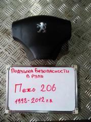 Запчасть аирбэг Peugeot 206 1998-2012