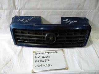 Запчасть решетка радиатора Fiat Doblo 2005-2015