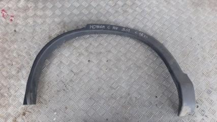 Запчасть накладка на крыло задняя левая Honda CR-V 2012-2015