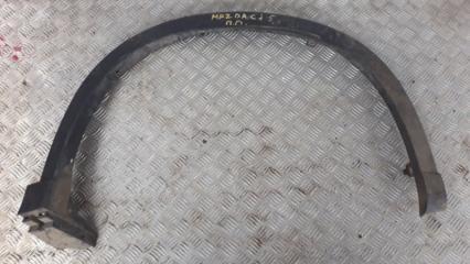 Запчасть накладка на крыло передняя правая Mazda CX-5 2011-2015