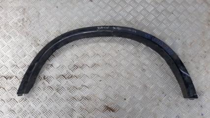 Запчасть накладка на крыло задняя правая BMW X3 2010-2014