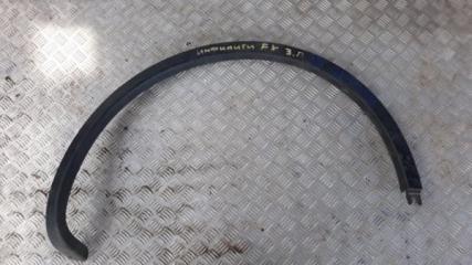Запчасть накладка на крыло задняя правая Infiniti FX37 2006-2008
