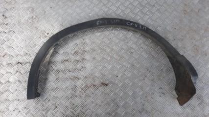 Запчасть накладка на крыло задняя правая Mazda CX-5 2011-2015