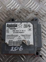 Запчасть блок управления аирбаг Peugeot 206 1998-2012