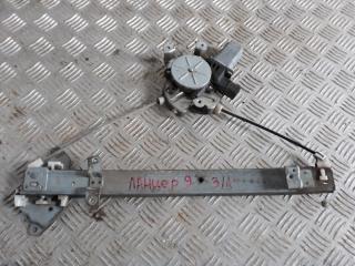 Запчасть стеклоподъемник задний левый Mitsubishi Lancer 9 2005-2007