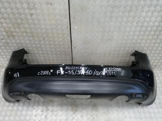 Запчасть бампер задний Infiniti FX37 2008-2011