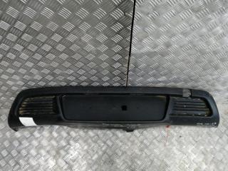 Запчасть накладка на бампер задняя Peugeot 308 2007-2015