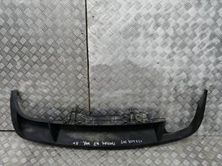 Запчасть накладка на бампер задняя Volkswagen Passat B7 2011-2015