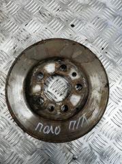 Запчасть диск тормозной передний Volkswagen Polo 2010-2015