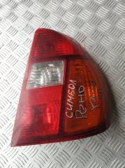 Запчасть фонарь наружный задний правый Renault Clio 1998-2008